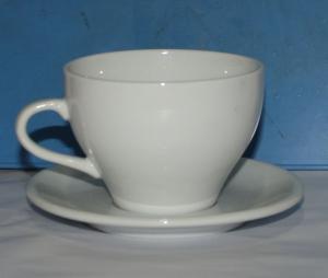 Набор чайный фарфоровый 2 предмета (чашка 300мл)
