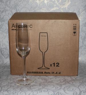 Набор бокалов для шампанского 12х175мл