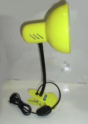 Лампа-прищепка настольная. арт.1006
