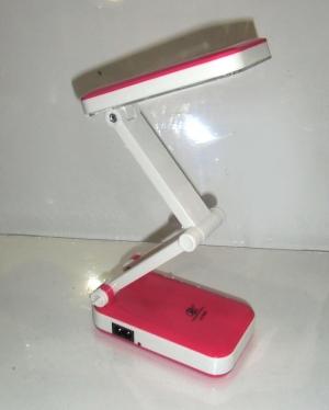 Лампа-трансформер настольная 24LED. арт.1035