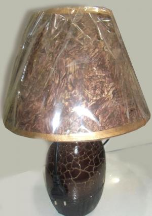Лампа настольная (h-37 см). арт.1045