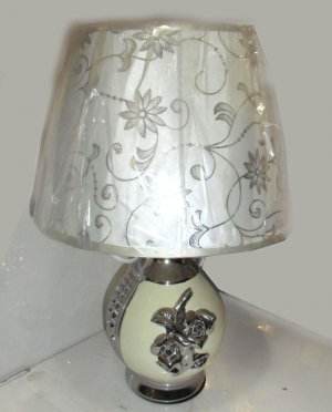 Лампа настольная (h-31 см). арт.1050