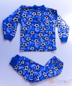 Пижама детская для мальчика от 2-х до 5 лет арт.0019