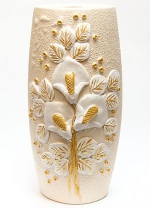 Ваза керамическая высота 300 мм. арт.1535